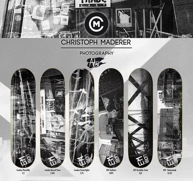 Skateboard Designs Emillion