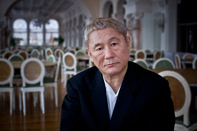 takeshi kitano, actor and director