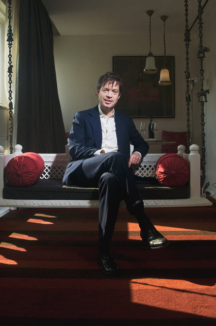 Nicolas Berggruen, CEO - Berggruen Holdings                              Fortune India Magazine