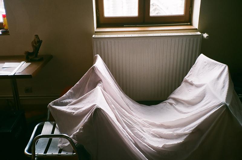 drap près de la fenêtre - séchant doucement.jpg