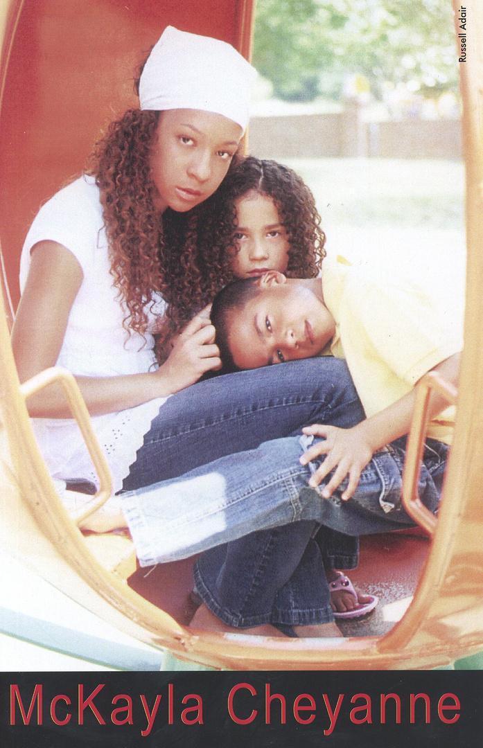 MCKAYLA CHEYANNE- MODEL with siblings