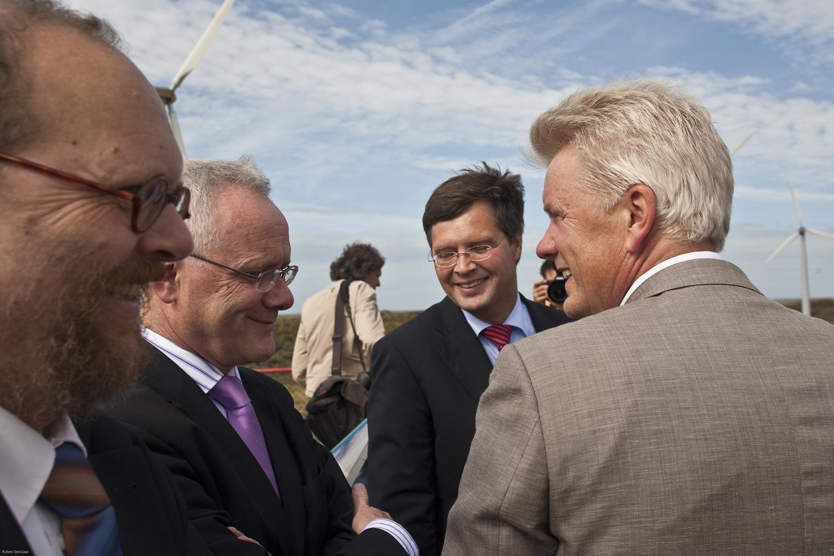 Dutch Prime Minister 2010