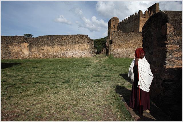 gonder castle 2