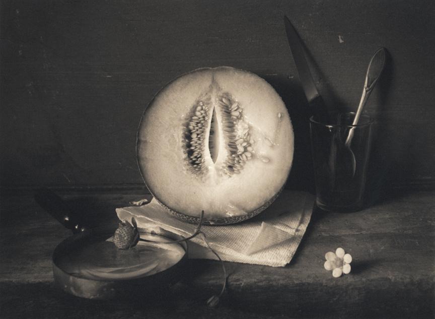 Half Melon & Looking Glass, c 2003