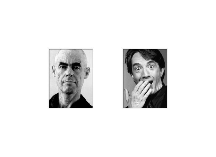 Richard LONG / Martin SHORT