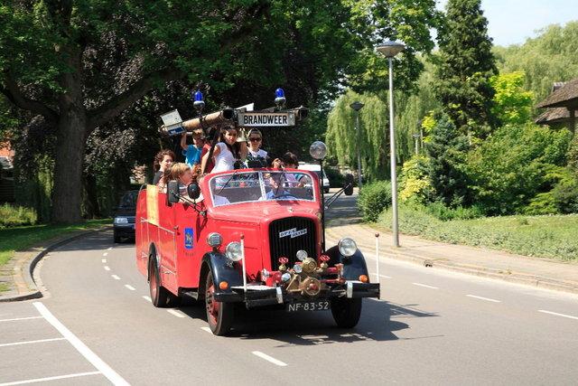 borculo - brandweerauto brandweermuseum