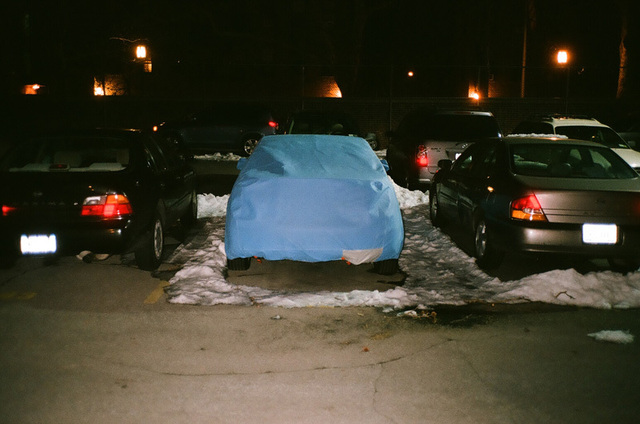 perfect blue on the parking.jpg