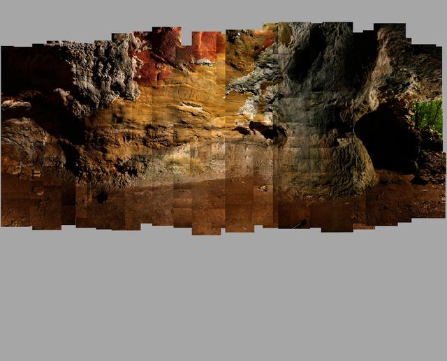 Art préhistorique de la grotte de la Cavaille