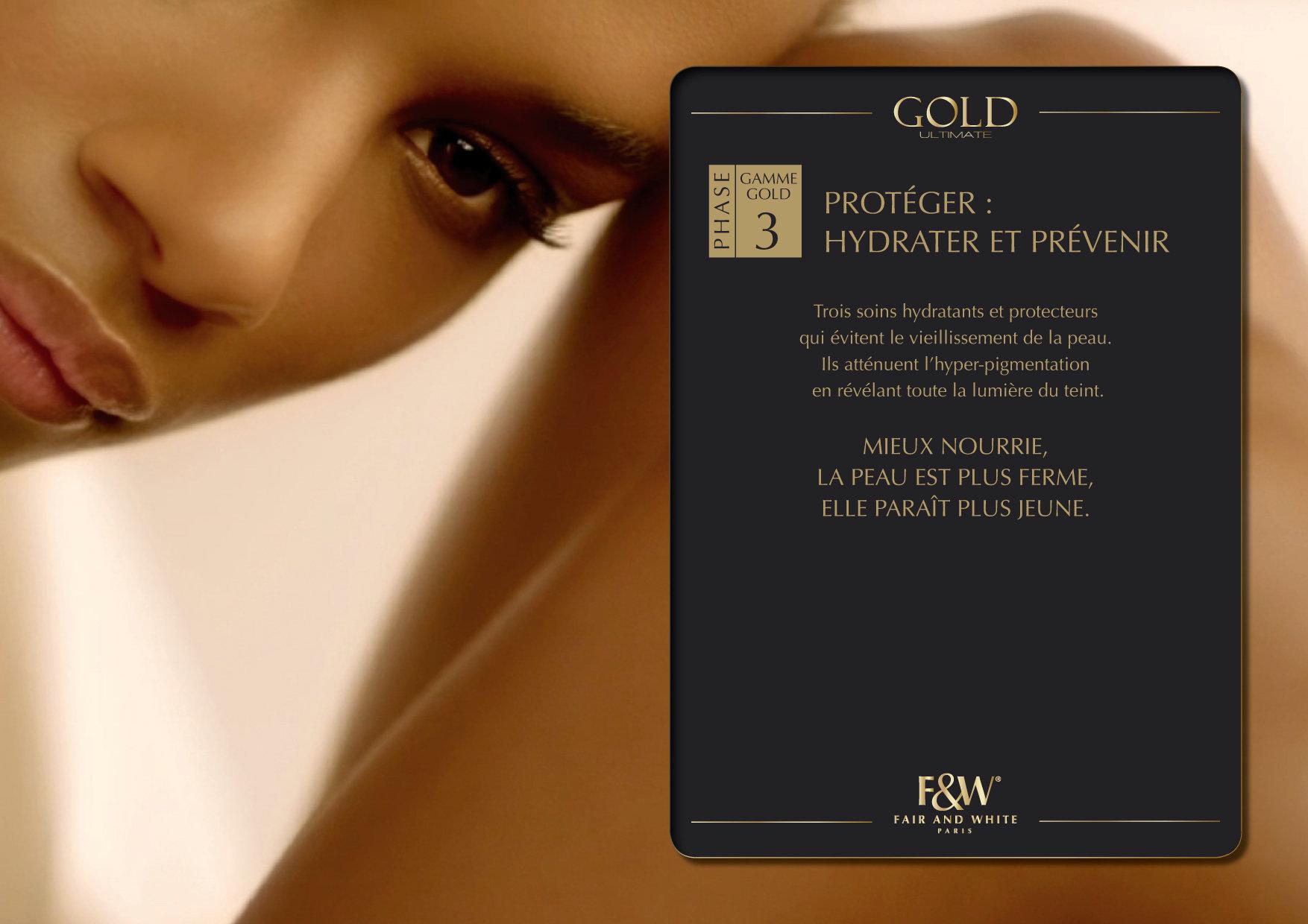 """<font color=""""#aaa7a6"""">Gold : présentation de la gamme (16/20).</font>"""