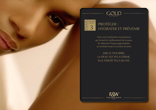 "<font color=""#aaa7a6"">Gold : nouvelle gamme (16/20).</font>"