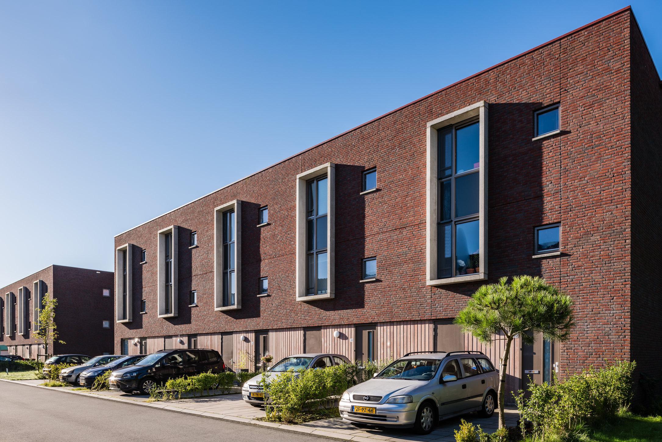 Wonen aan de Klop, Utrecht i.o.v. Janssen de Jong Projectontwikkeling
