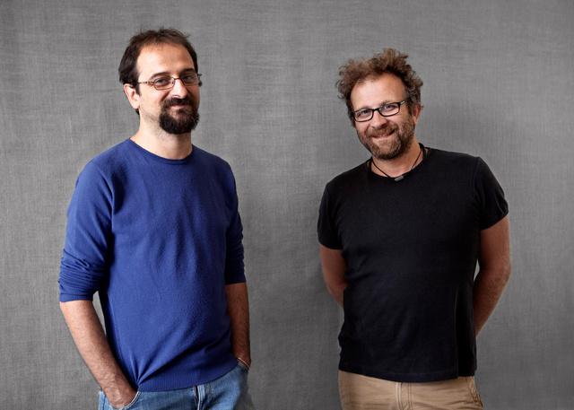 Paolo Vari e Antonio Bocola