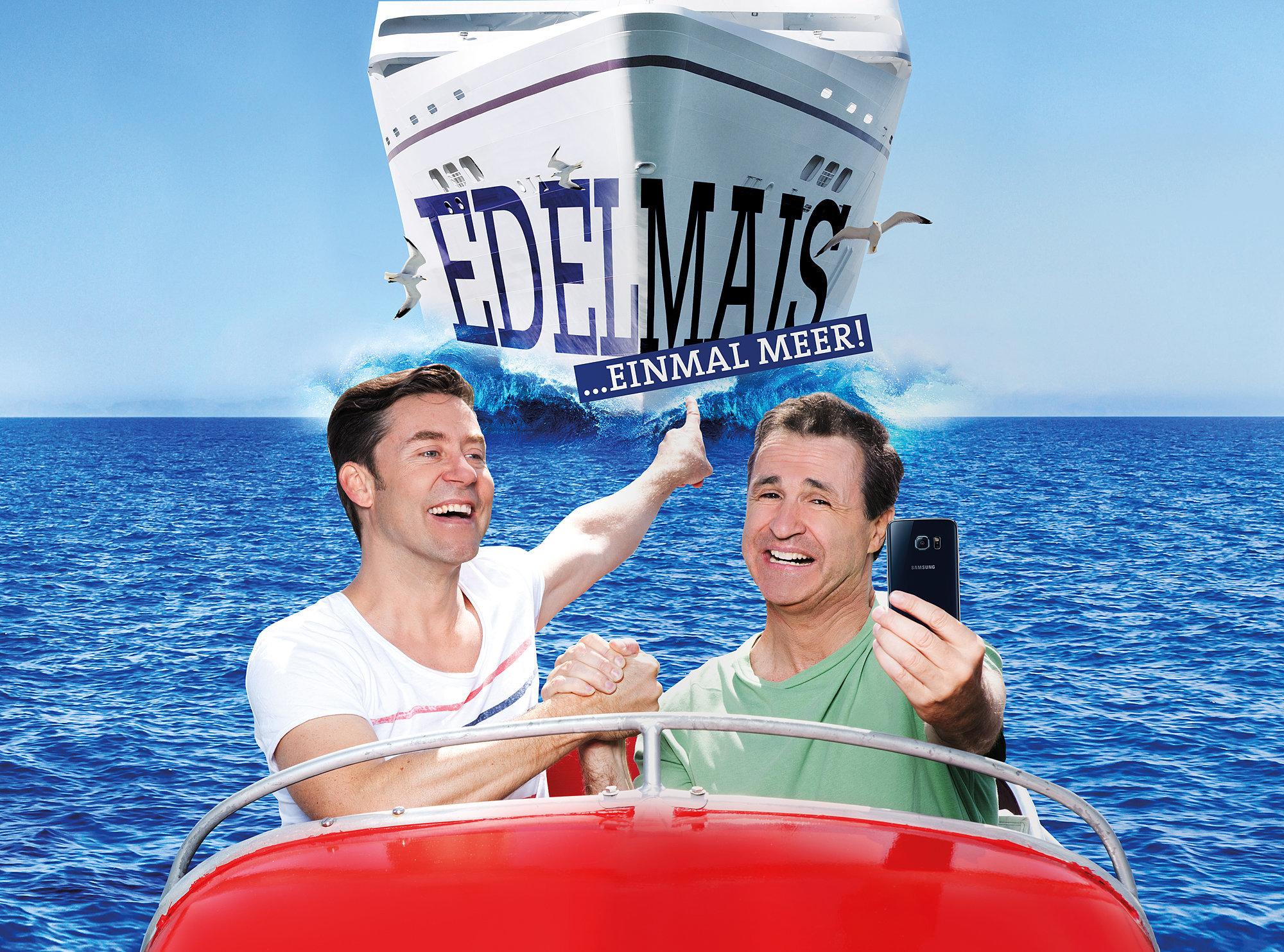 EDELMAIS - EINMAL MEER
