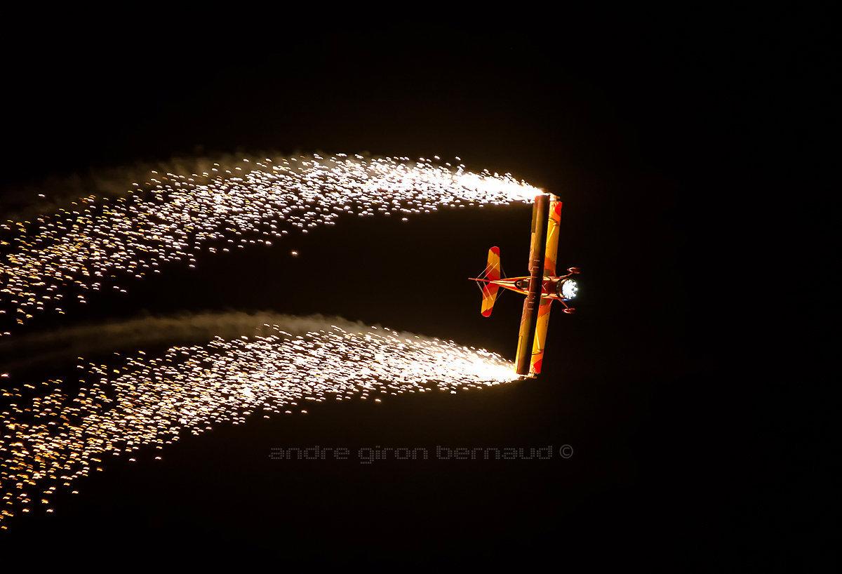 Gene Soucy Airshows - Grumman G-164A Show-Cat_NX7699
