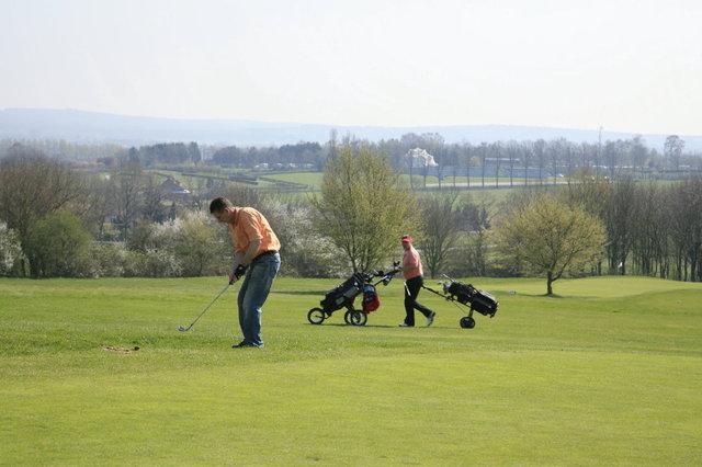 groesbeek - golfen