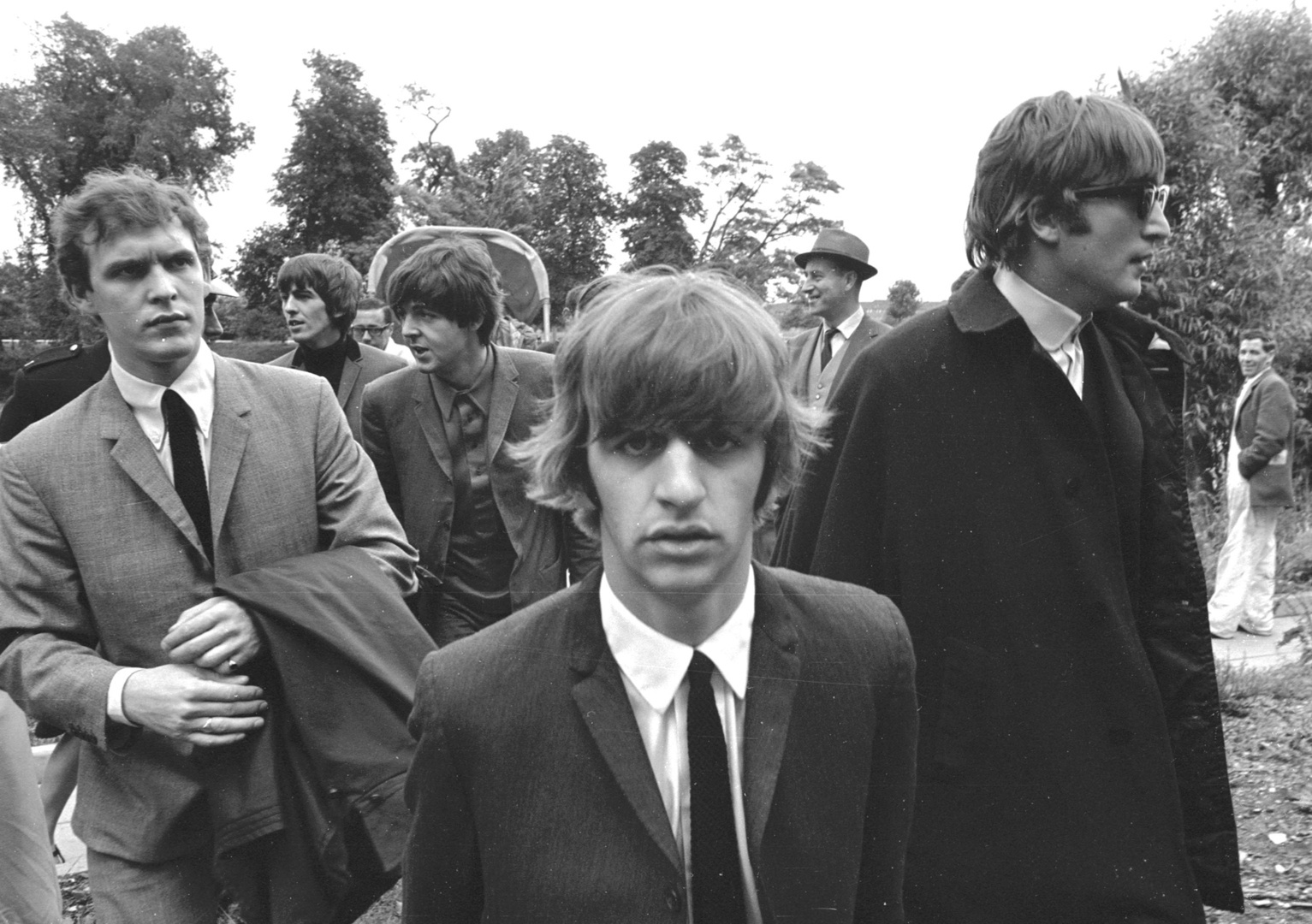 Ringo as Front Man, Teddington, 1965