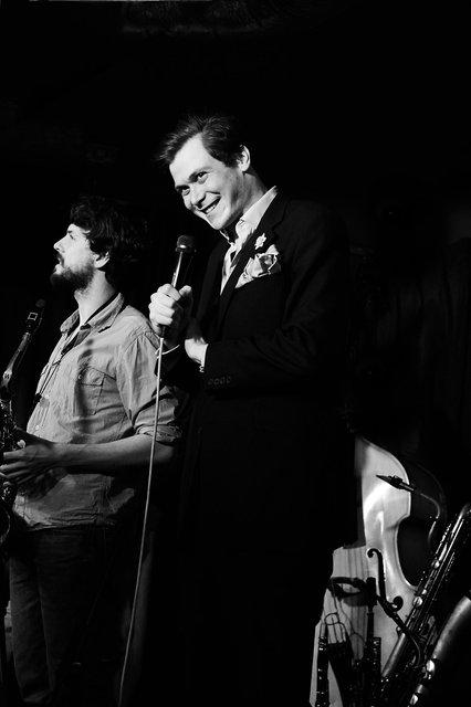 Chris Rand Band.