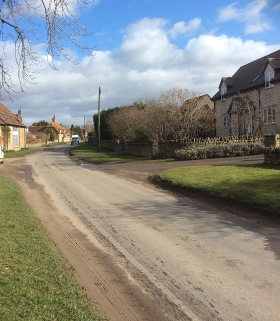 The village of Garford,