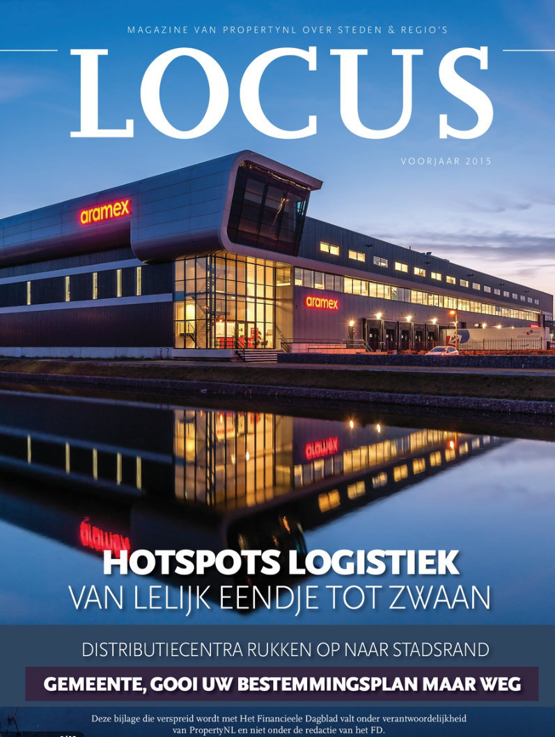 Locus (Bijlage FD) Voorjaar 2015 i.o.v. PropertyNL