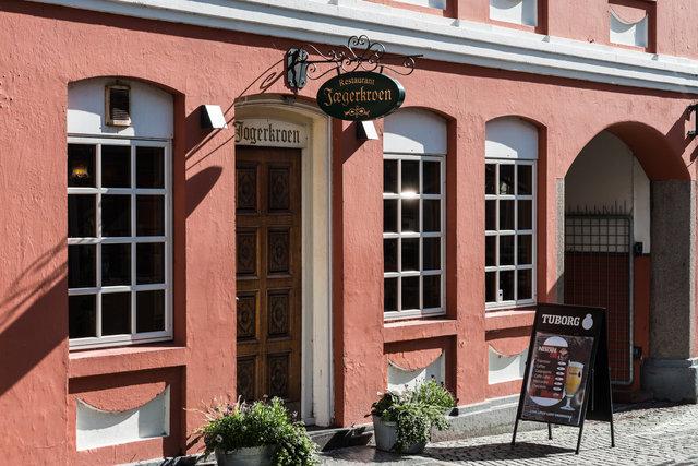 Aarhus, Jutland (Jylland), Danmark