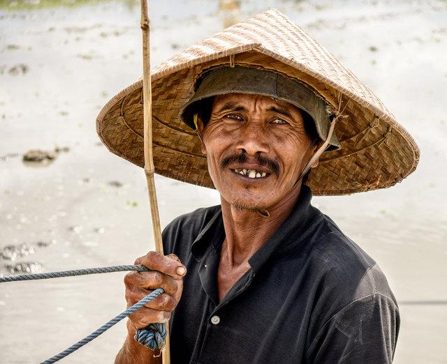 Farmer, Bali