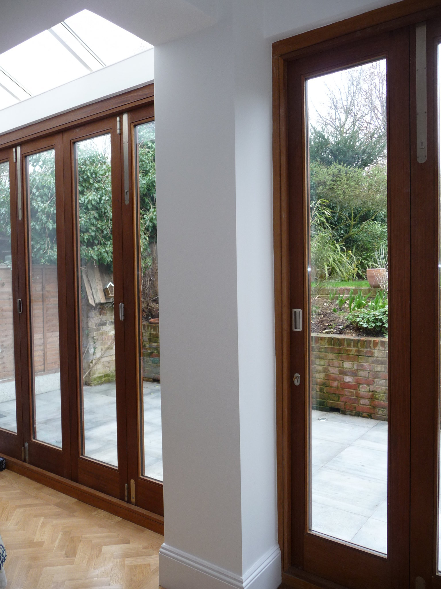 Sliding folding doors - Lewisham (1).JPG