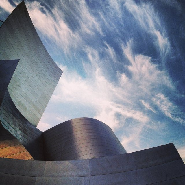 WALT DISNEY CONCERT HALL - BLUE 17
