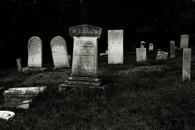 Charlotte's Grave