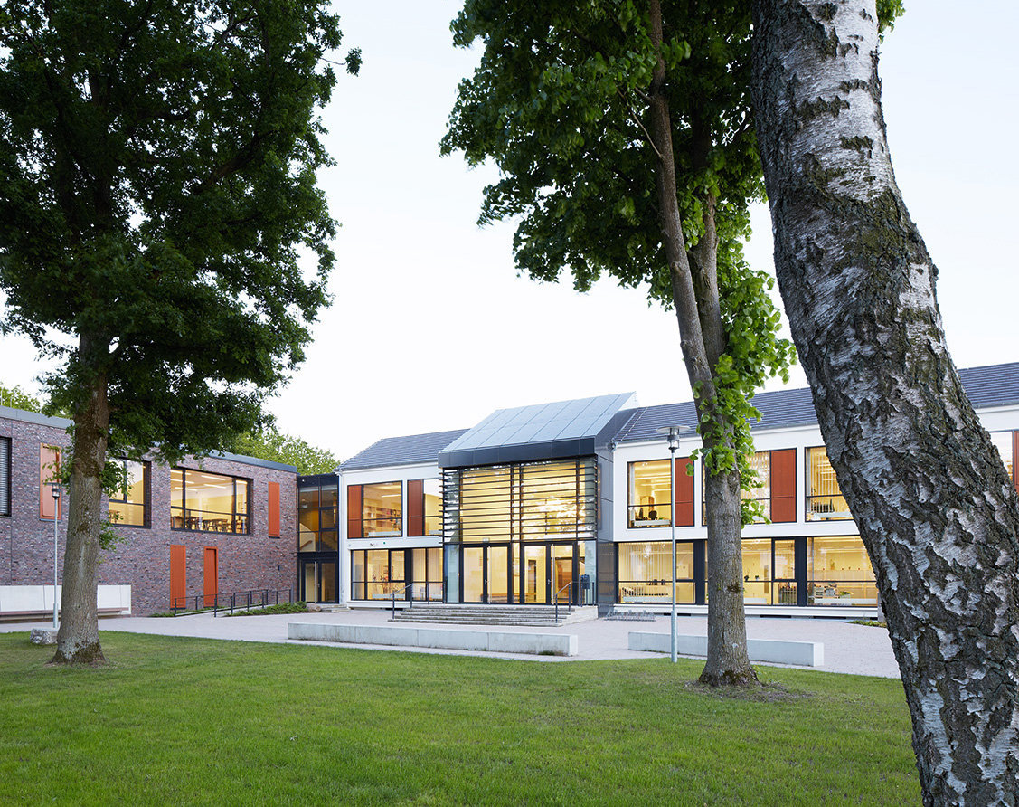 COMMON SCHOOL NORDERSTEDT for BKS Architects