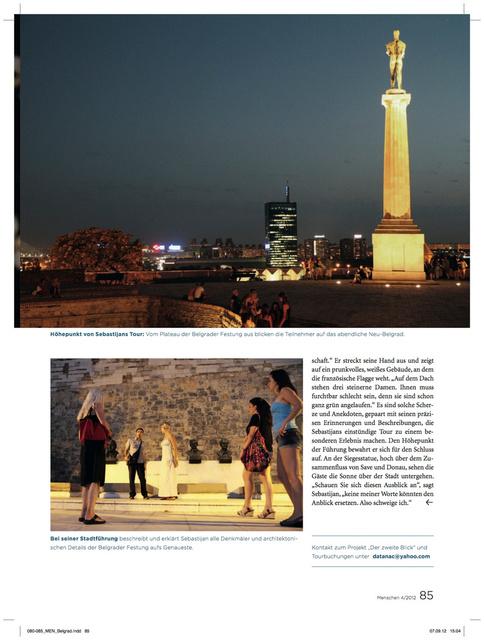 MENSCHEN.das magazin 09.2012