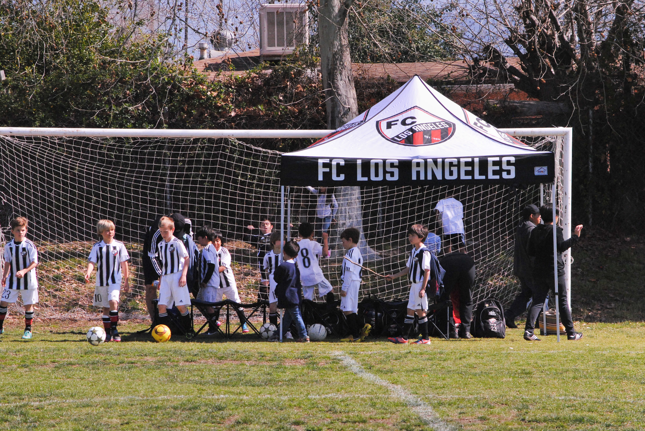 California Cup Finals vs FC Los Angeles