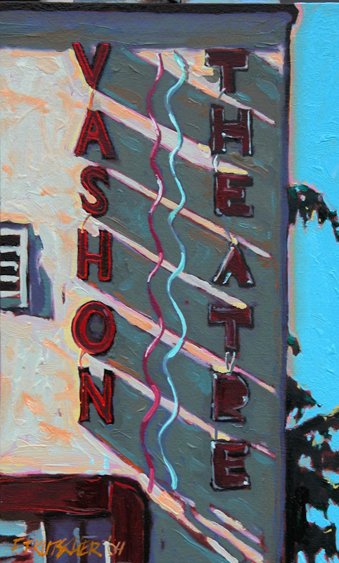 Vashon Theatre - Late Summer Afternoon