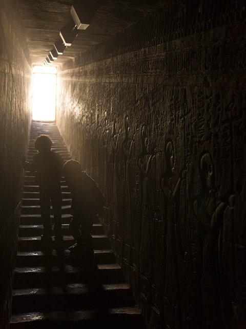 Temple of Edfu - Luxor