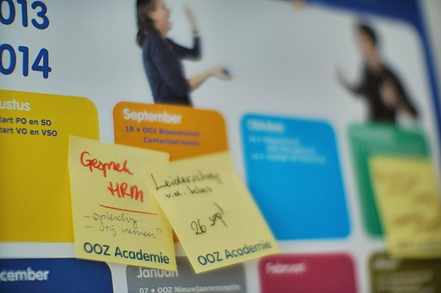 OOZ Academie | poster