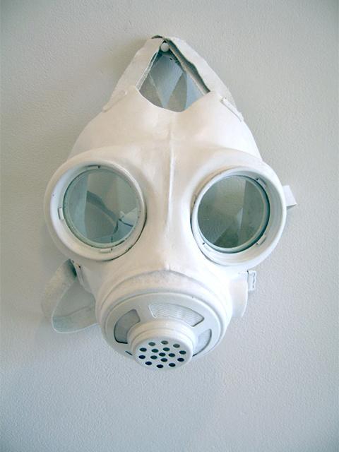 """""""Να εχεις μια καλή μέρα"""", Ισραηλινή χημική μάσκα"""