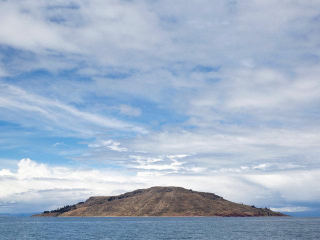 the island of amantani