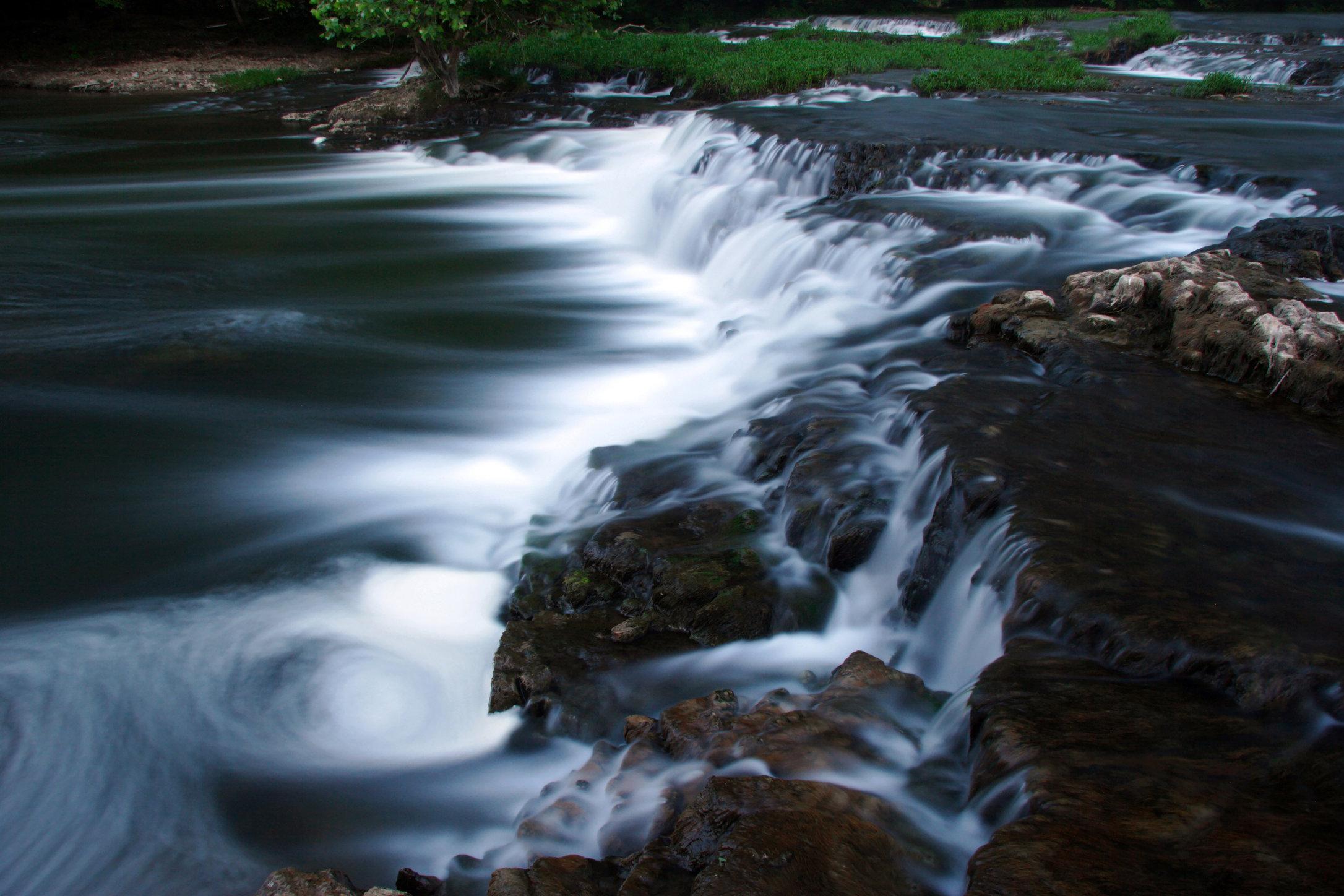 The Falls on Falls Road, Bainbridge, Ohio.