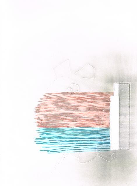 Zonder Titel, 2013  21,4 x 29,5 cm