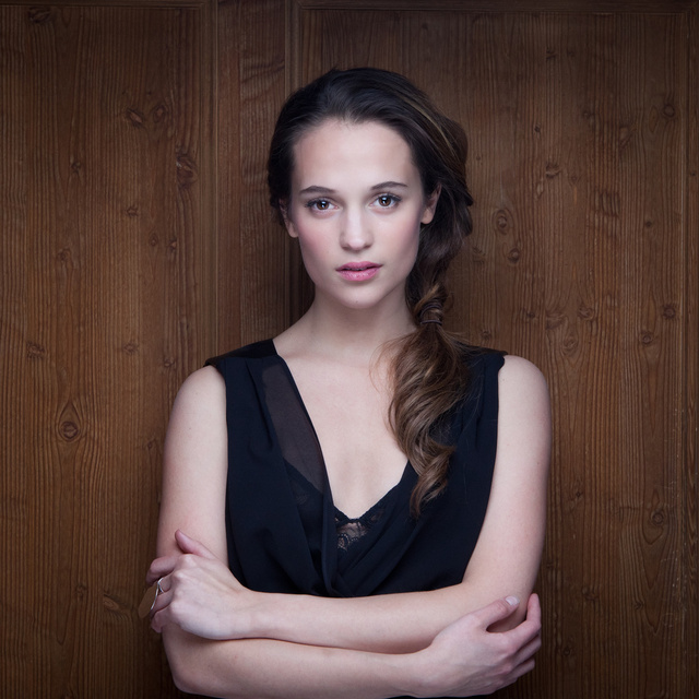 alicia vikander, actress