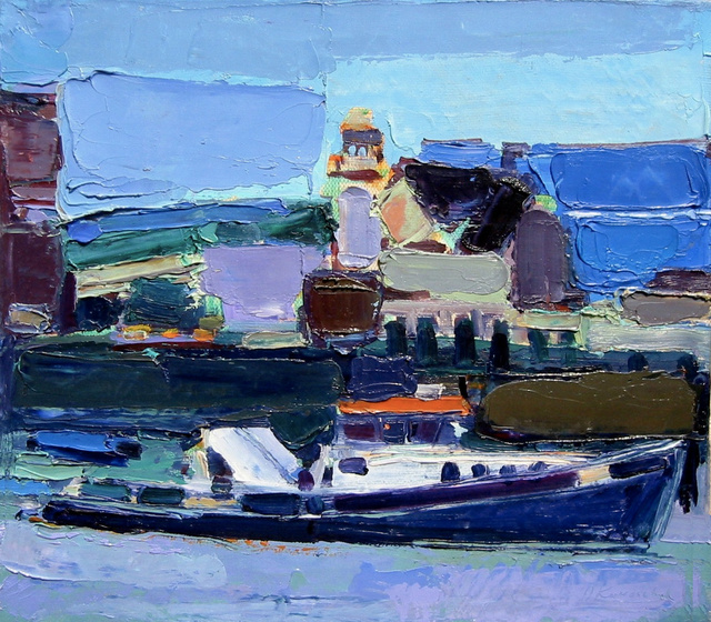 'English boat'