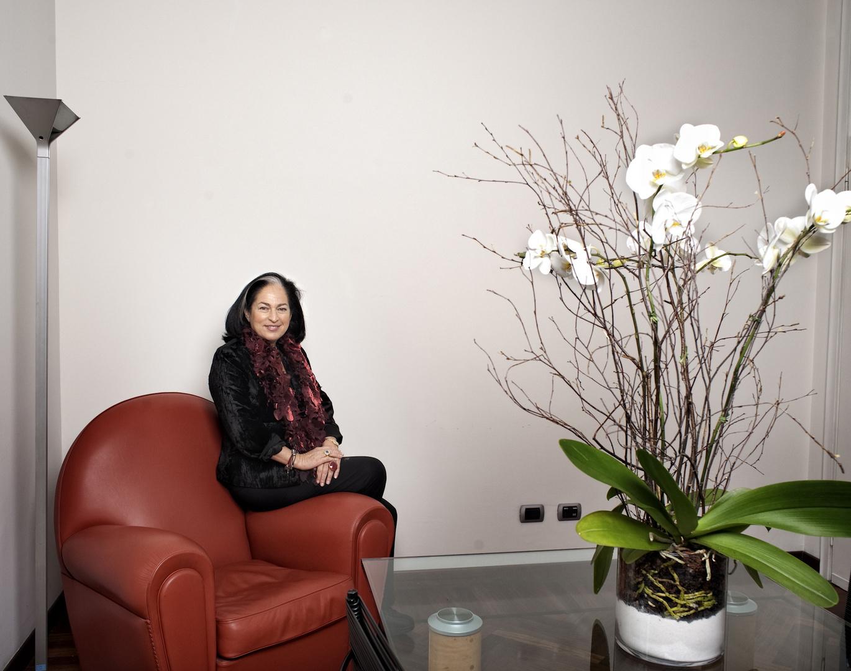 Orna Schezen of Estee Lauder, 2009