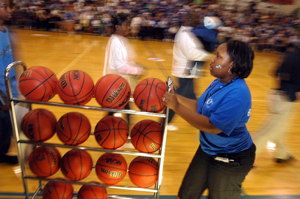 Barton Bulldogs Basketball