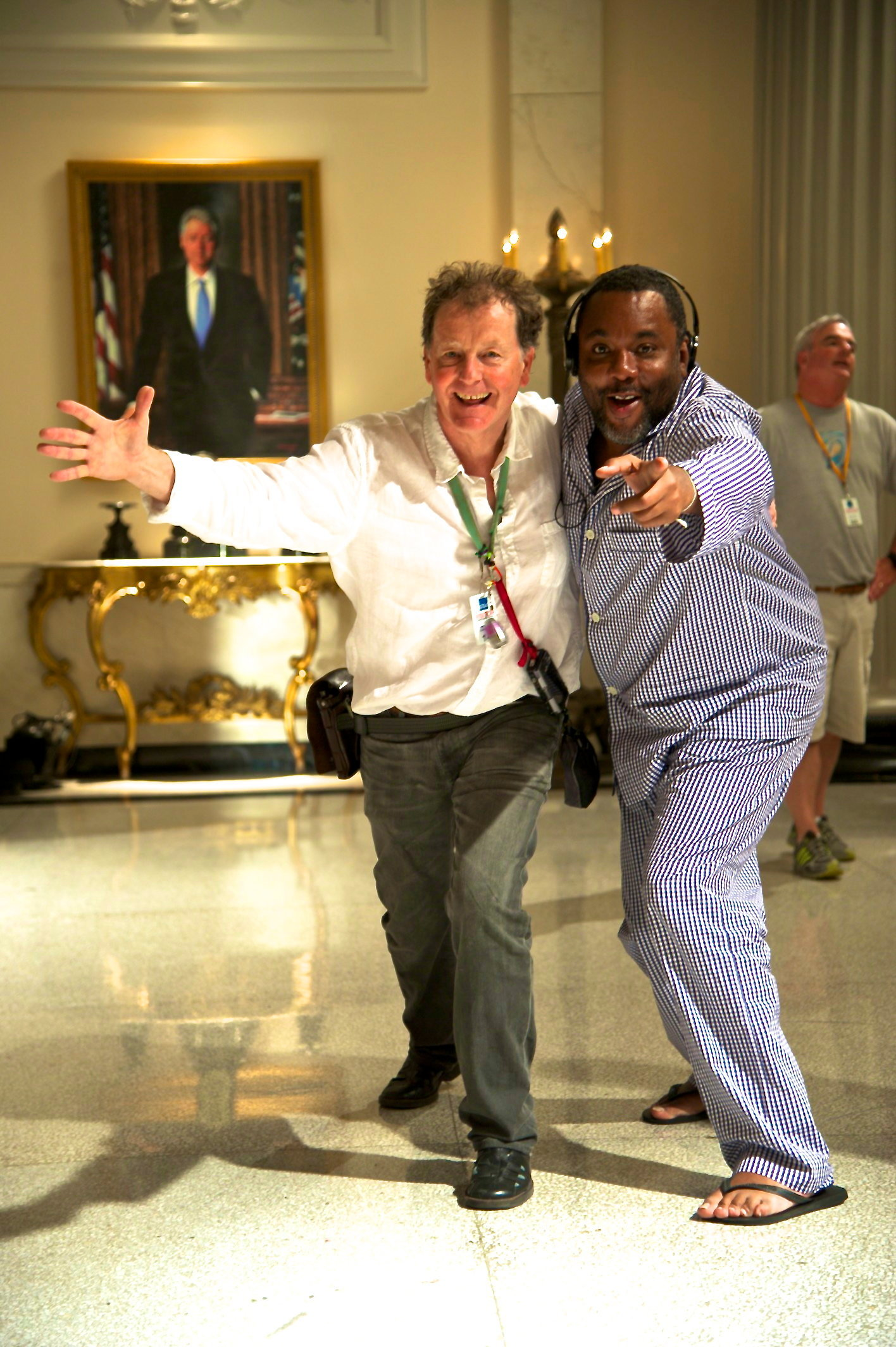 DP Andrew Dunn & Director Lee Daniels - THE BUTLER