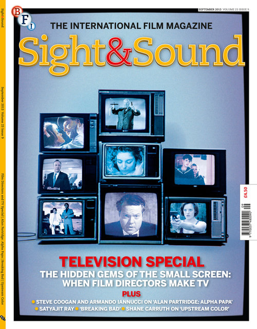 Sight & Sound  September 2013