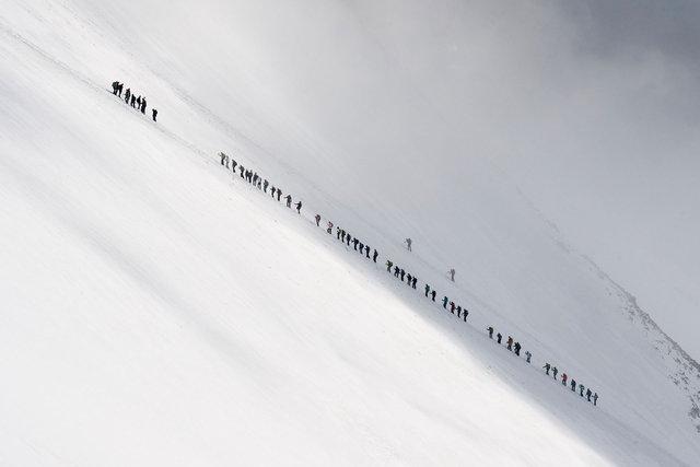 Alpinisme - Breithorn - 2011