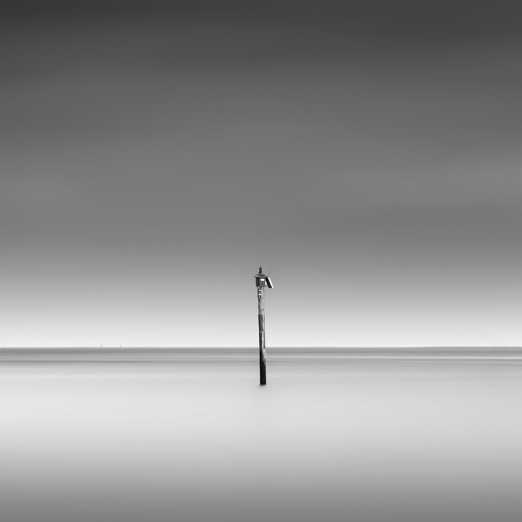 Light Beacon, Dungarvan Harbour