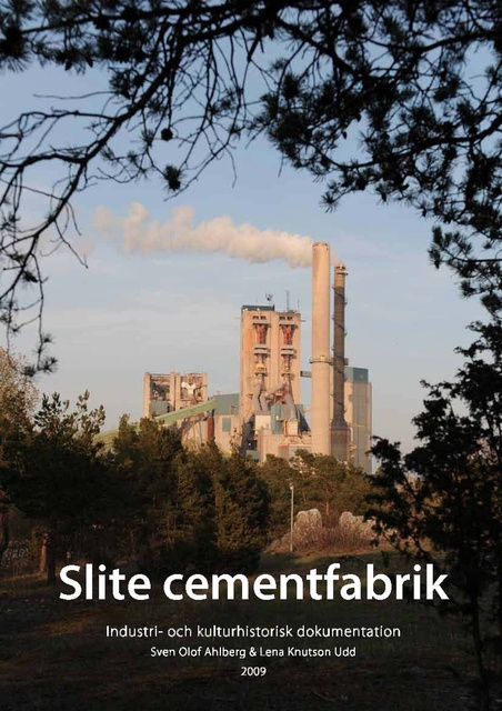 Slite cementfabrik
