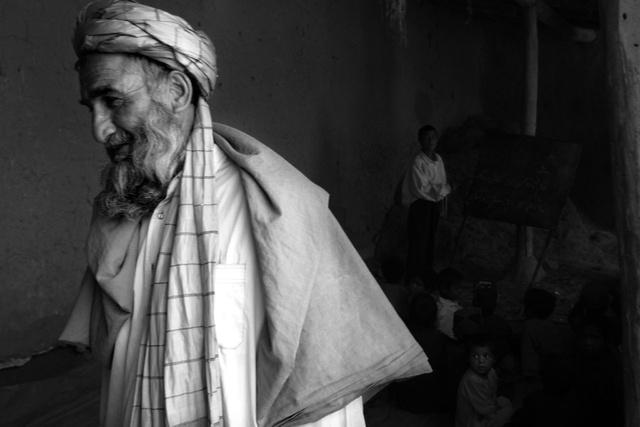 Afghanistan - des mineurs