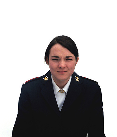 Karen Marshallsay - Senior Soldier