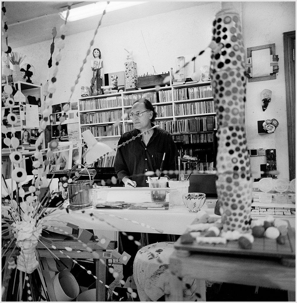 Rafa Forteza, Sculptor and Painter